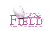 Off the Field Players' Wives Association Logo
